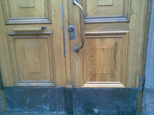Oven korjaustyö – jälkeen
