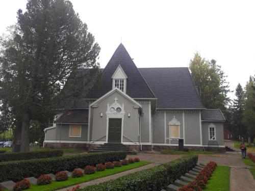 Tuusulan Kirkon kunnostus